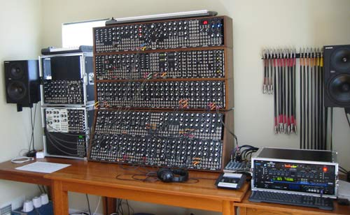 Overview richard brewster 39 s electronic sounds for Meuble home studio