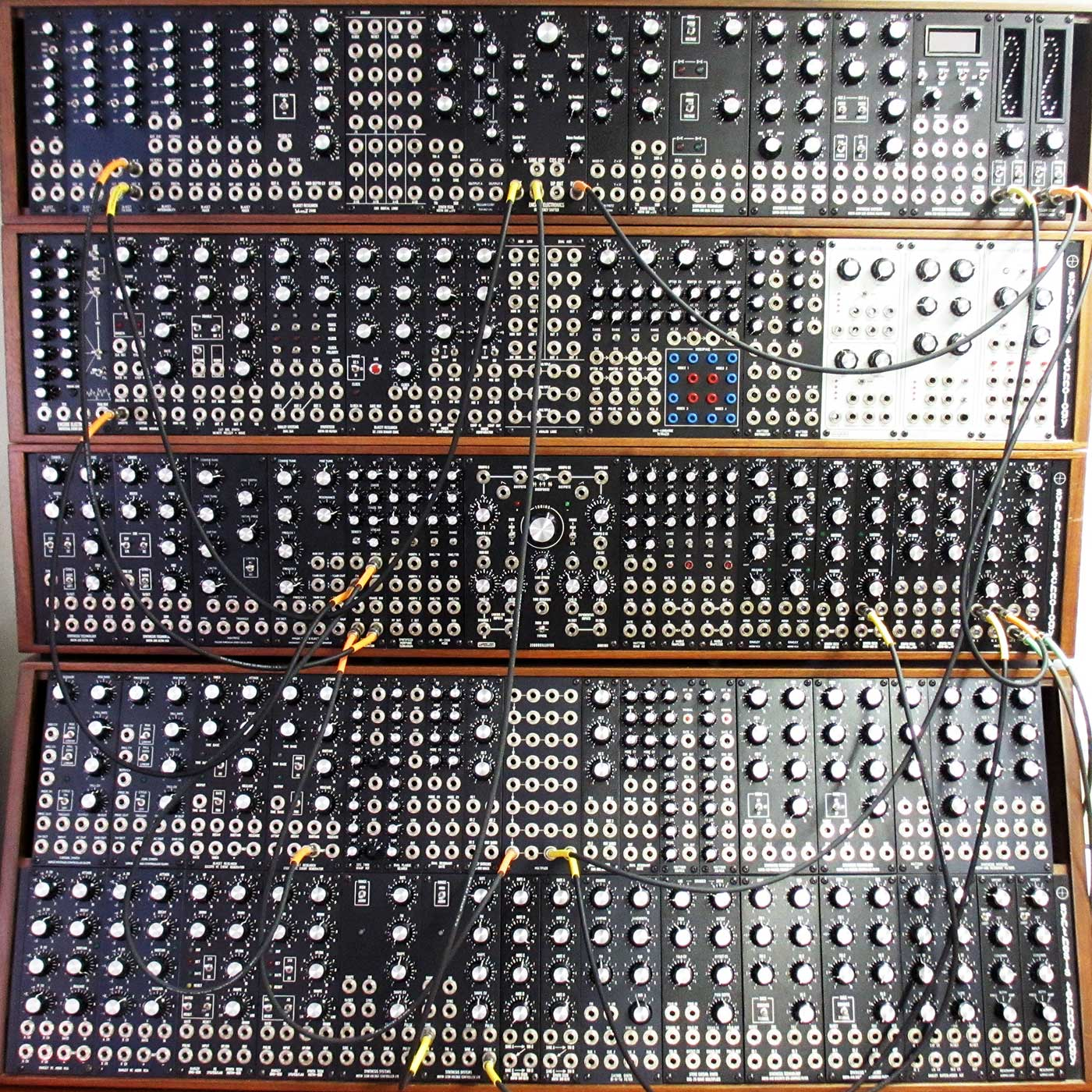 Richard Brewster's Synthesizer